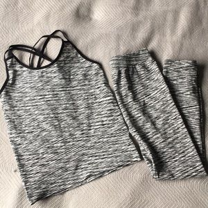 Other - Girl workout outfit